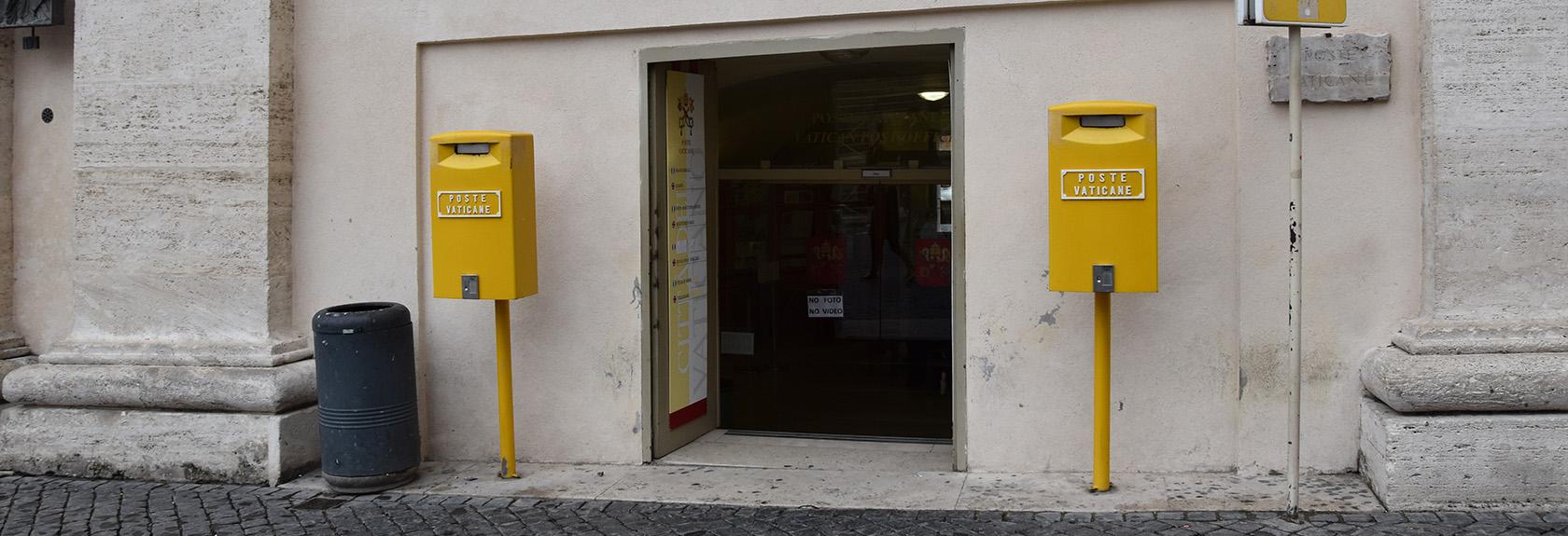 Postkantoor Vaticaanstad