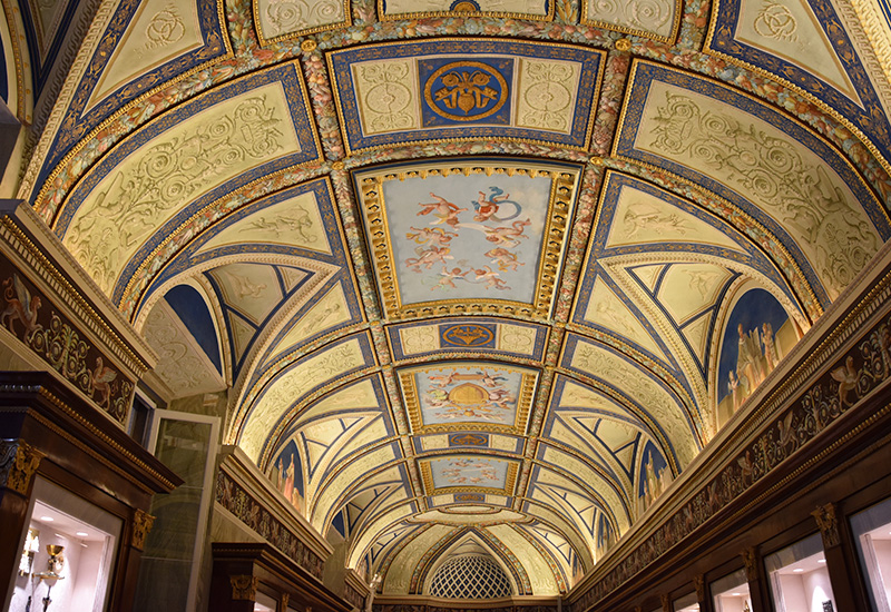 Vaticaanse Musea in Vaticaanstad