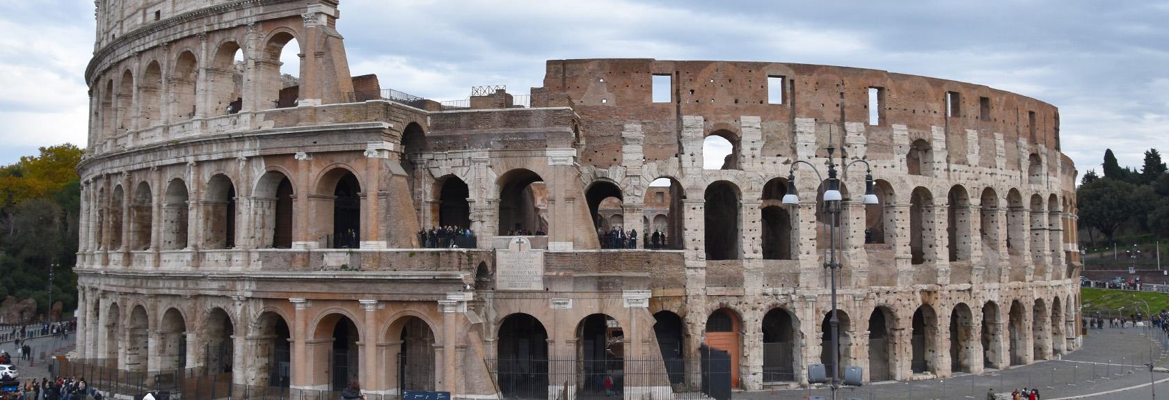 Skip the line tickets voor het Colosseum
