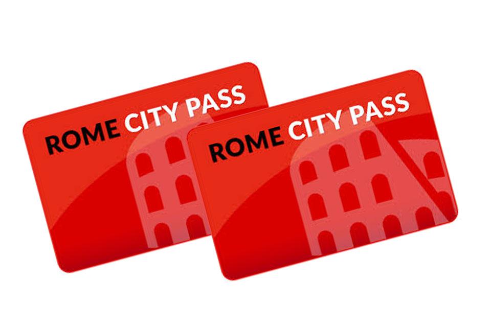 De Rome City Pass - kortingskaart voor Rome